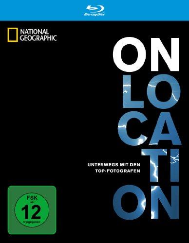 National Geographic - On Location: Unterwegs mit den Top-Fotografen, Vols. 1-4 [Blu-ray]