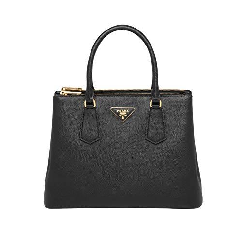 Prada Luxury Fashion Damen 1BA232VOOO2A4AF0002 Schwarz Handtaschen | Herbst Winter 19 - Prada Tasche schwarz