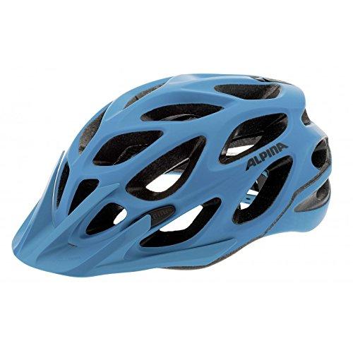ALPINA Damen Fahrradhelm Mythos 2.0 LE, Blue, 52-57 cm