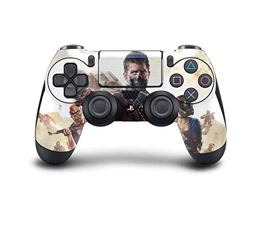 PS4 DualShock Wireless Controller Pro Konsole PlayStation4 Controller mit weichem Griff und exklusiver individueller Version Skin (PS4-H1Z1-nicht moded) Dream-team-bundle