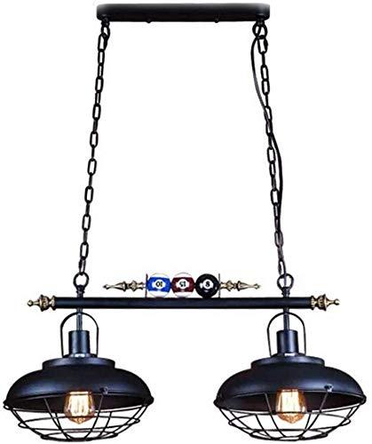 Lámpara colgante Lámpara de suspensión retro Lámparas colgantes ...