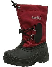 Kamik SOUTHPOLE3 Unisex-Kinder Warm gefütterte Schneestiefel