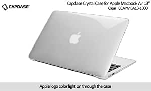 Capdase Crystal Case CCAPMBA13-1000 for Macbook Air 13-inch (Clear)
