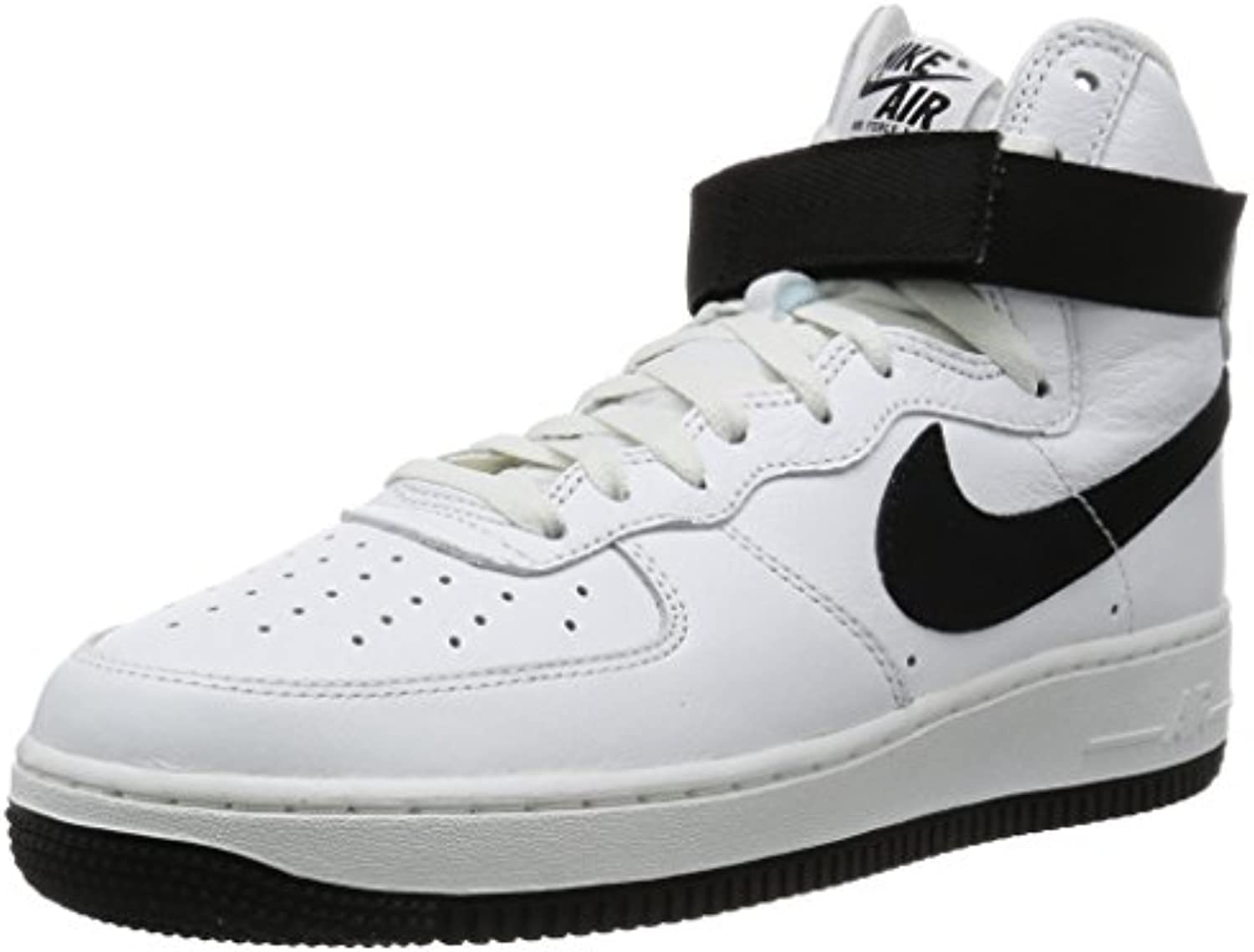 new products 20744 5c9ac nike hommes   eacute  s air air air force 1 chaussures rétro qs de handball