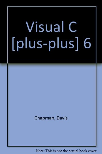 Visual C plus-plus 6 (Le programmeur)