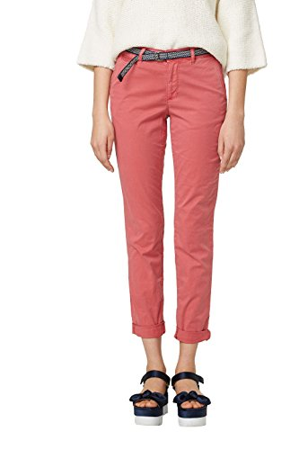 ESPRIT, Pantaloni Donna Rosa (Blush 665)