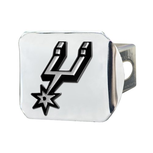 Sports Licensing Solutions, LLC NBA - San Antonio Spurs Hitch Cover 4 1/2