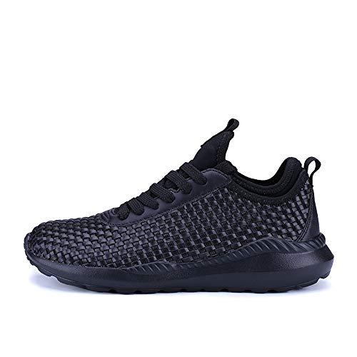 Sconto scarpe da corsa uomo,scarpe uomo geox uomo confortevole traspirante intrecciata scarpe da ginnastica gli sport scarpe coppia scarpe
