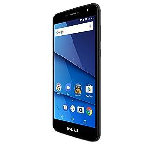 BLU Studio Mega UK SIM-Free Smartphone - Black