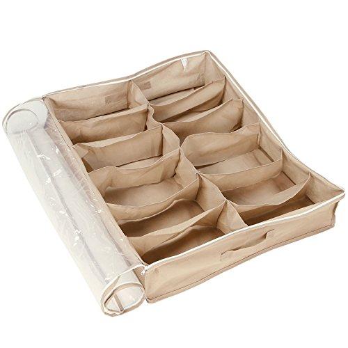 Jago porta scarpe organizer scarpe contenitore sottoletto - Contenitore sottoletto ...