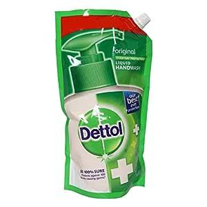 Dettol Liquid Hand Wash Refill - 750ml (Original)