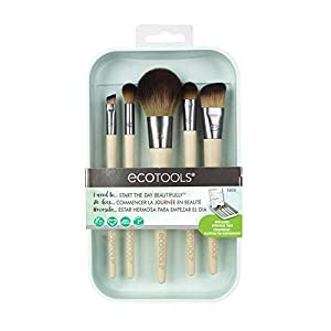 Ecotools 1606M Start the Day Beautifully Kit – Set de 5 Brochas, 21 g
