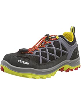 Salewa Jr Wildfire Waterproof, Zapatillas de Senderismo Unisex Niños