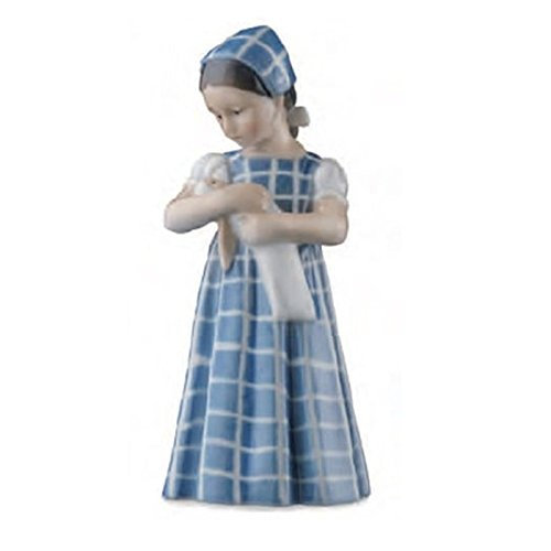 Royal copenhagen figurina / mary limited edition 2014 / porcellana
