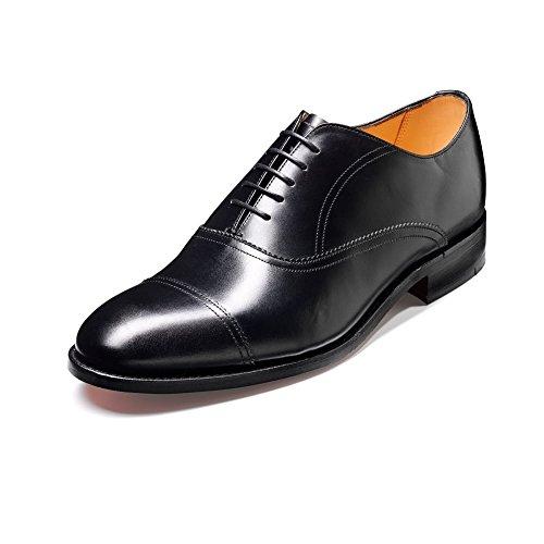 Barker formale Scarpe Nevis, nero (Black), 42