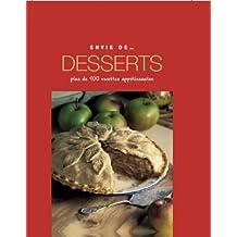 Envie de desserts