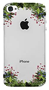 TrilMil Printed Designer Mobile Case Back Cover For Apple iphone 5 / 5S / iphone 5
