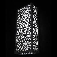 XXTT- 40w luce moderna muro con graffiato scolpita cubica ombra