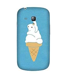 Bunny Ice Cream Samsung Galaxy S3 Mini Case