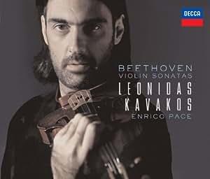 Leonidas Kavakos - Beethoven:Complete Violin Sonatas (3CDS) [Japan CD] UCCD-1363