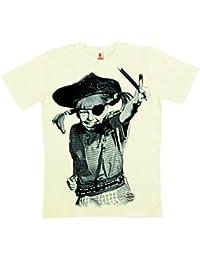 Héroine - Fifi Brindacier Pirate T-Shirt 100 % coton organique (agriculture biologique) - blanc - LOGOSHIRT