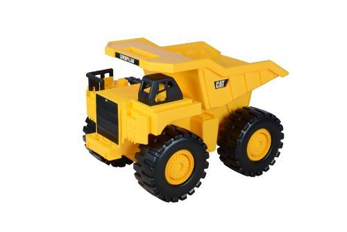 Toy State - Caterpillar - Light and Sound Bau Maschinen - Big REV Dump Truck by Toy State (Big Dump Truck)