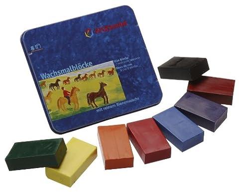 Stockmar Wax blocks with pure beeswax