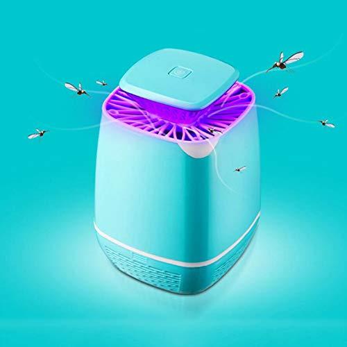WYX Repelente de Insectos silencioso radiación Libre Mosquito Killer lámpara electrónica USB LED...