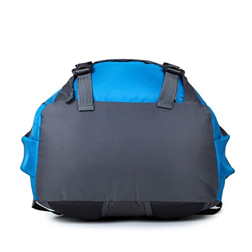 SZH&BEIB Outdoor Bergsteigen Tasche Männer und Frauen große Kapazitäts-wasserdichter Spielraum Rucksack 40L Blue