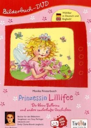 Prinzessin Lillifee - Bilderbuch-DVD