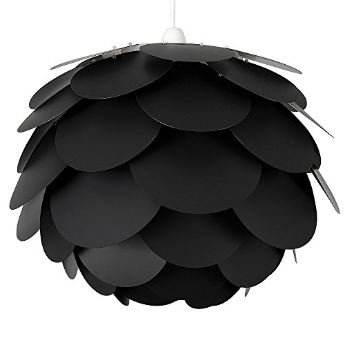 modern-designer-style-black-armadillo-artichoke-ceiling-pendant-light-shade