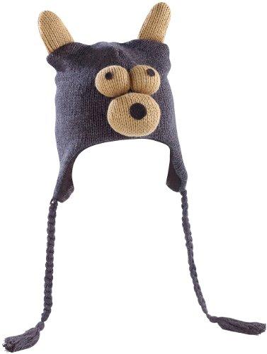 Mütze: Tiermütze Bär, universelle Größe (Witzige Mütze) ()