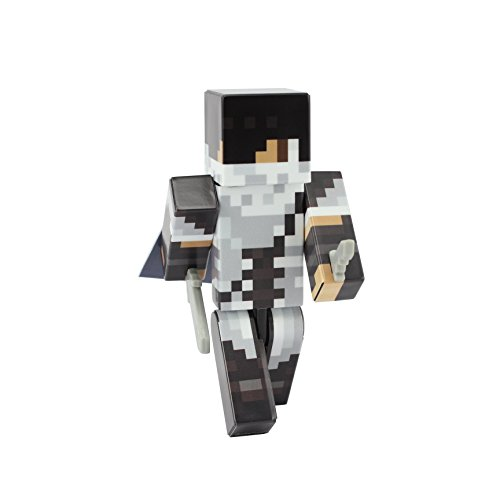 EnderToys White Rogue Action Figure by [Official Minecraft Product]