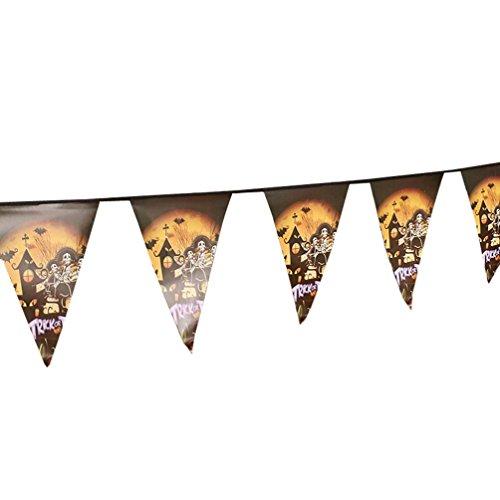 ner,Halloween-hängende Feiertags-Party-Verzierung Ornamente Ziehen Sie die Flagge By JIANGFU (D) (Animierte Halloween-geschichten Für Kinder)