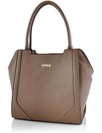 Daphne Women's Handbag ( Khaki,Xb15-0033)