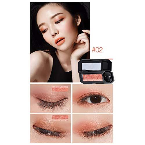 ??Beste Lidschatten Palette Augenpalette Eyeshadow Make Up Kosmetik Warme Natürliche Farben in Matt...