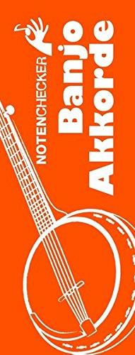 Notenchecker Banjo-Akkorde (Flashcards): Zubehör, Musiktheorie für Gitarre