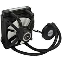 ANTEC KUHLER 650 - Ventilador de CPU (diámetro del ventilador: 12 cm), negro y blanco