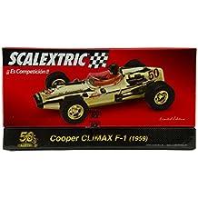 Scalextric Digital System 107S300 - Coche Cooper Climax F-1 50 Edición Especial Scalextric