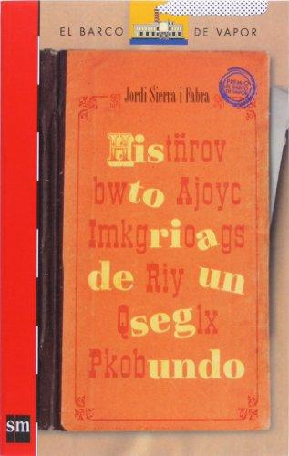 Historia de un segundo (eBook-ePub) (Barco de Vapor Roja nº 194) por Jordi Sierra i Fabra