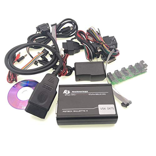 Fgtech Galletto 2V54 Fg Tech V54 Master 4 BDM-TriCore-OBD Autodiagnosewerkzeuge