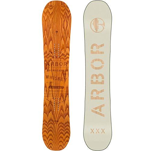 Arbor Whiskey Snowboard 2019-158cm - Arbor Element