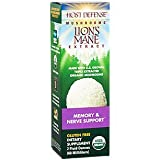 Host Defense - Lion's Mane Extract, Memory & Nerve Support, 60 Servings (2 oz) by Host Defense