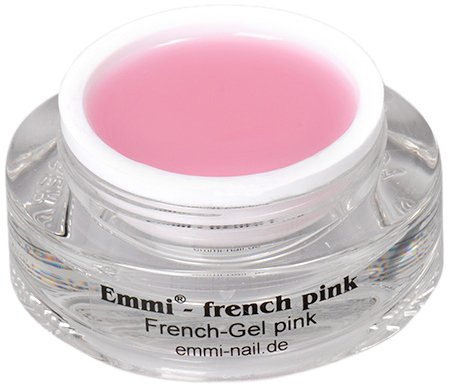 Emmi-Nail Studioline French-Gel pink 5 ml (Rosa-weißes Gel)
