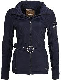 DreiMaster - Chaqueta - chaqueta impermeable - Manga Larga - para mujer