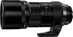 Olympus M.Zuiko Digital ED 300mm F4.0 PRO Objektiv (Telezoom, geeignet für alle MFT-Kameras, Olympus OM-D und PEN Modelle, Panasonic G-Serie) schwarz