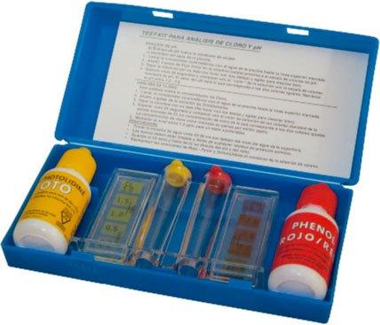 Zodiac Test Kit Basic PH & CL 15ml pH/Chlor