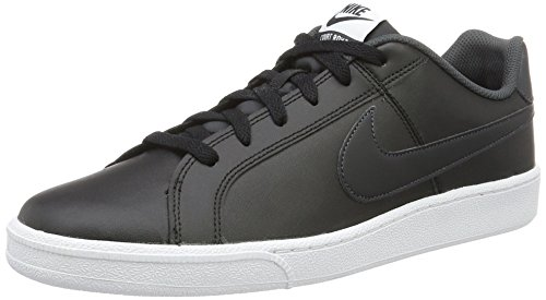 Nike - Nike Court Royale, Scarpe da tennis Uomo, Black (Nero / Antracite-Bianco), 44