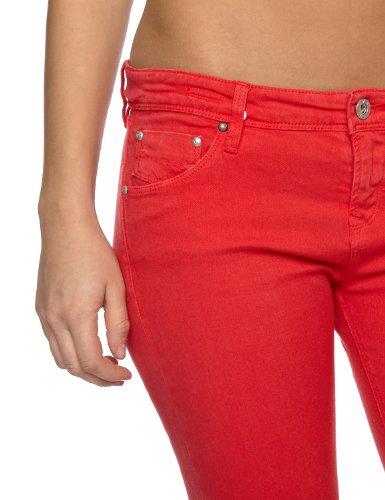 Roxy - Jean - Femme rouge-3-TR-A3