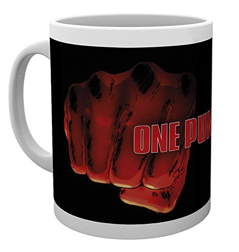 GB Eye LTD, One Punch Man, Fist, Taza